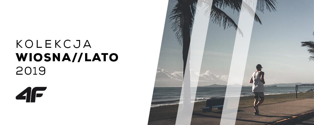 Kolekcja Wiosna/Lato 2019 - Marki 4f